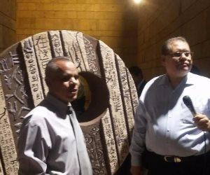 طلاب التربية النوعية بأسوان يهدون مشروع التخرج لمتحف النوبة