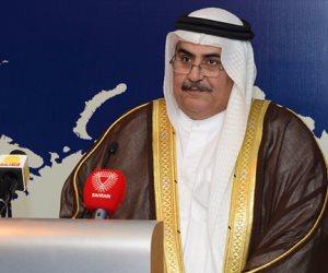 وزير خارجية البحرين: الشعب الإيراني يعاني من نظامه