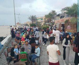 """""""من أجل مصر"""" بقنا تنظم أكبر مائدة إفطار للصائمين على مستوى المحافظة"""