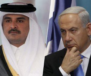 قطر وإسرائيل تاريخ من الدفء .. سر العداء بين الدوحة والدول الخليجية