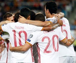 تشكيلة منتخب إسبانيا تجمع بين الشباب والخبرة في كأس العالم