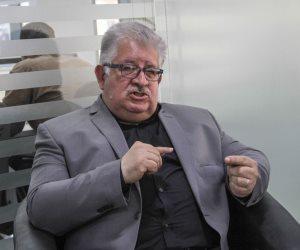 ممثل الديمقراطي الكردستاني بالقاهرة لـ«صوت الأمة»: الحكومات العراقية تعمدت تهميش الأكراد وداعش ساعد في اتحاد الفرقاء والعراق مقسم على أرض الواقع