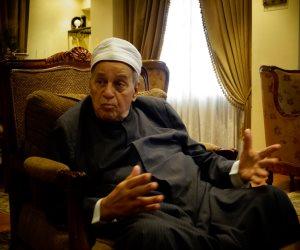 محمود عاشور وكيل الأزهر السابق فى حواره لـ«صوت الأمة»: الرسول أول من حقق الوحدة الوطنية فى العالم