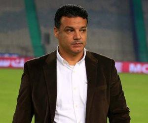 إيهاب جلال: لا توجد خلافات شخصية مع حسام حسن لكنه لا يصافحنى