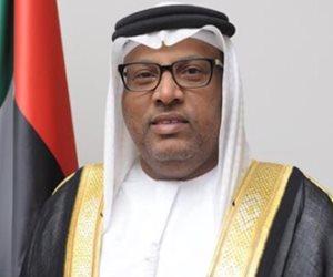 وزير الصحة يكرم سفير دولة الإمارات