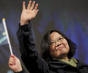 إستقالة رئيس وزراء تايوان سعيا لتعزيز شعبية الرئيسة