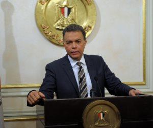 وزير النقل: طريق «شبرا – بنها» الجديد يضم 62 كوبري ونفق (فيديو)