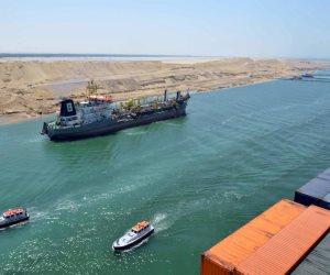 قناة السويس تشهد عبور 198 سفينة بحمولة 13.3 مليون طن في 4 أيام