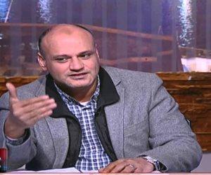 خالد ميري: نقابة الإعلاميين عليها دور كبير  في الدفاع عن المهنة