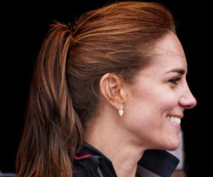 لو نفسك في لوك الأميرة... 7 أفكار لتسريحات شعر من إطلالات كيت