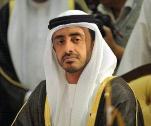 ماذا قال وزير الخارجية الإماراتي عن أهمية تعزيز التعاون المشترك مع الاتحاد الافريقي؟