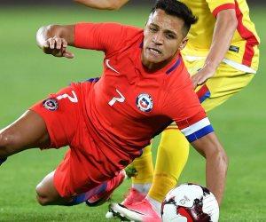 سانشيز وفيدال يقودان هجوم تشيلي أمام البرتغال بنصف نهائي كأس القارات