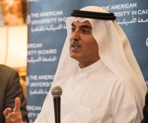 رجل الأعمال الإماراتي عبد العزيز الغرير يعلن عن مبادراته التعليمية الخيرية في مصر