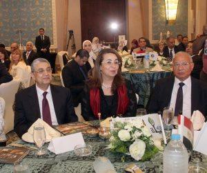 تكريم غادة والي ووزير النقل في سحور جمعية مستثمري 6 أكتوبر (صور)