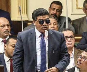 النائب خالد حنفي الرئيس بفطنته المعتادة استطاع سباق الزمن