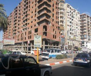 «الأبراج السكنية» تهدد أرواح المواطنين بالمحافظات.. و«زراعة النواب» تحذر