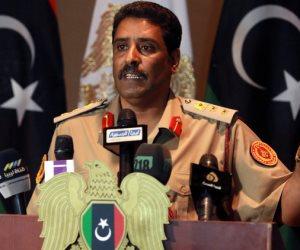 تفاصيل مؤتمر متحدث الجيش الليبي: الكشف عن تسجيلات بين قطر والقاعدة