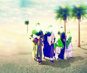 عطر النبى فى مصر.. «صالح الجعفرى» حفيد النبى صاحب المساجد الشهيرة