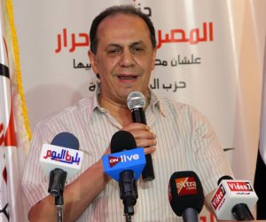 نصر القفاص vs خالد راشد .. الثاني قفز من مركب «المصري الديمقراطى» قبل غرقها