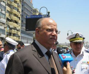 """""""مرور القاهرة"""" في قلب العاصمة لملاحق المخالفين وتسيير الحركة المرورية"""