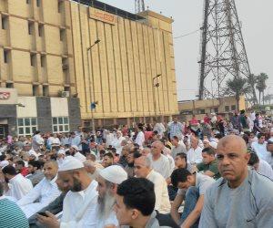 الآلاف يؤدون صلاة عيد الأضحى في القاهرة والمحافظات