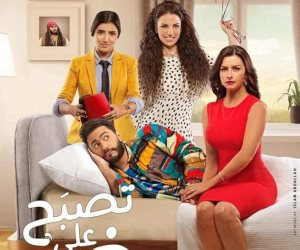 تامر حسني يروج لفيلم «تصبح على خير» في الإمارات