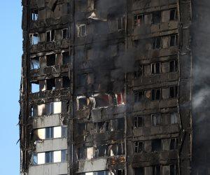 إصابة سيدتان في حريق منزل بالغربية