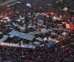 ثورة 25 يناير.. نذير شؤم على المصريين
