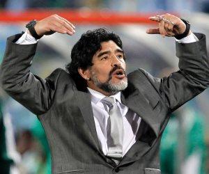 رونالدو يكشف سر ارتداء مارادونا ساعتين في يده