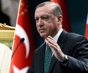ماذا بينك وبين أردوغان؟.. «تميم» يهب ثروات بلاده لـ«دكتاتور تركيا» ويعده بكنوز العرب