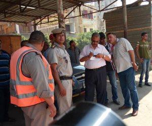 رئيس مدينة قويسنا يتابع تطبيق تعريفة الركوب بالمواقف (صور)