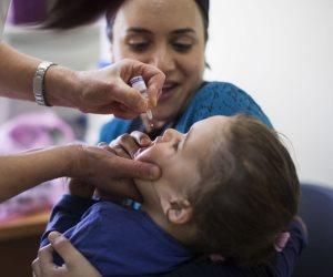 تفاصيل انطلاق حملة التطعيم ضد مرض شلل الأطفال في شمال سيناء (صور)