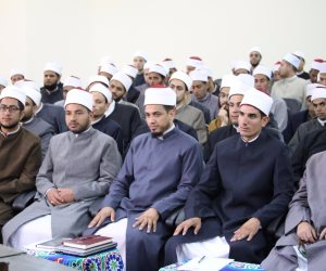 البحوث الإسلامية تضع خطة للنهوض بوعاظ الأزهر وزيادة عدد الواعظات