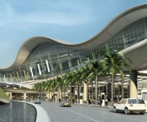 """""""أبو ظبى للمطارات"""": انتهينا من 86% من المبنى الجديد وافتتاحه في 2019"""