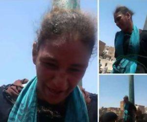 النيابة تصرح بدفن فتاة قتلها والدها بعد وصلة تعذيب في المنيب