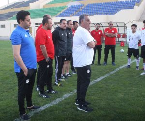 منتخب الشباب بألوان علم مصر أمام موريشيوس غدا