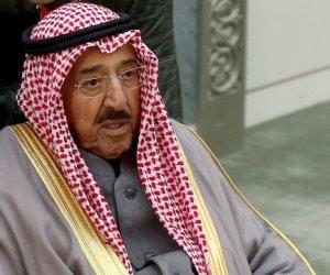 أمير الكويت يلتقى وزير الداخلية السعودى لبحث آخر مستجدات الأوضاع فى المنطقة