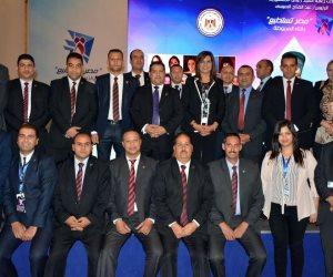 وزيرة الهجرة تكرم مجموعة شركات «فالكون للأمن» تقديرا لجهودها