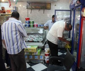 ضبط 20 قضية تموينية من بينها 350 رغيف بلدى غير صالح للإستهلاك بسوهاج