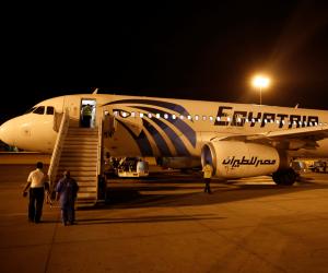 مطار القاهرة يستقبل 62 رحلة تقل 8393 راكبا على مدار اليوم