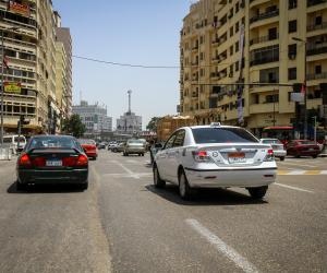 انسياب في حركة السير بميدان التحرير ومنطقة وسط القاهرة.. اعرف التفاصيل
