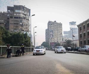 النشرة المرورية.. سيولة بشوارع وميادين القاهرة والجيزة