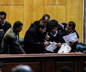 حبس ضابط مفصول فى اتهامه بالتعدي على مستشارين بمجلس الدولة