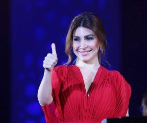 إحتفالات النجوم اللبنانيين بعيد الإستقلال الوطنى بلبنان