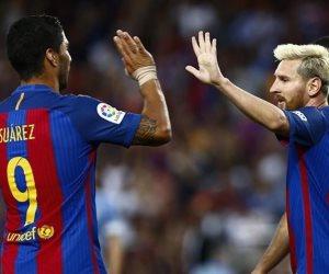 ميسى يتقدم لبرشلونة بالهدف الأول فى مرمي أتليتكو مدريد (فيديو)