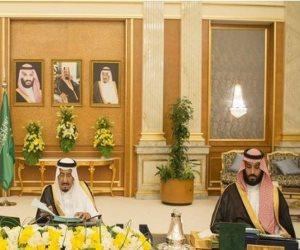 أول ظهور  لـ«محمد بن سلمان» بعد تنصيبه وليا للعهد السعودي بمجلس الوزراء (صور)