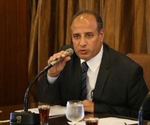 محافظ الإسكندرية: أهم ما يميز احتفالنا هذا العام تشريف السيسي لنا وتصديقه على مطالبنا (صور)