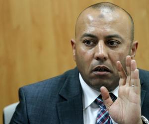حبس محافظ المنوفية المرتشي 4 أيام على ذمة التحقيق