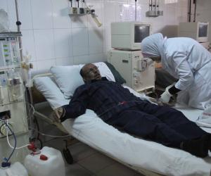 جولات تفقدية لرئيس مدينة بركة السبع على الوحدات الصحية