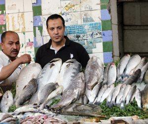 أسعار السمك اليوم الأربعاء 8-4-2020.. سعر الماكريل يبدأ من 25 جنيها للكيلو